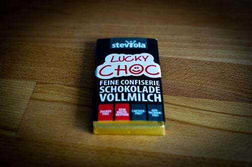 Lucky Choc Vollmilch Schokolade