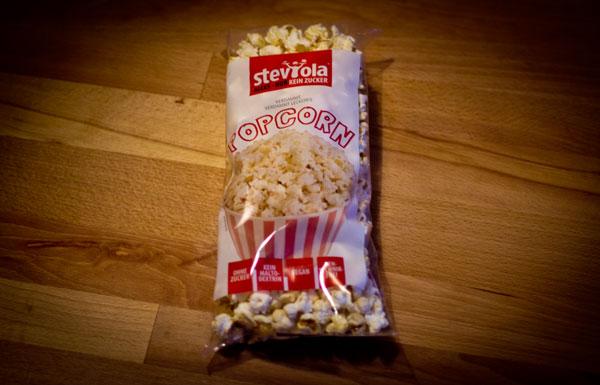 Steviola Popcorn
