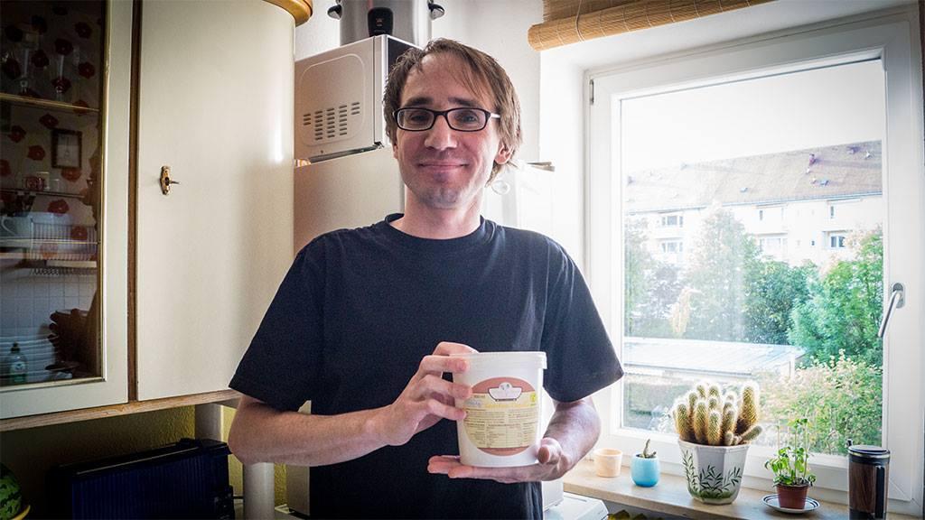 Kokosmilch-Eis – Johannes Ammer