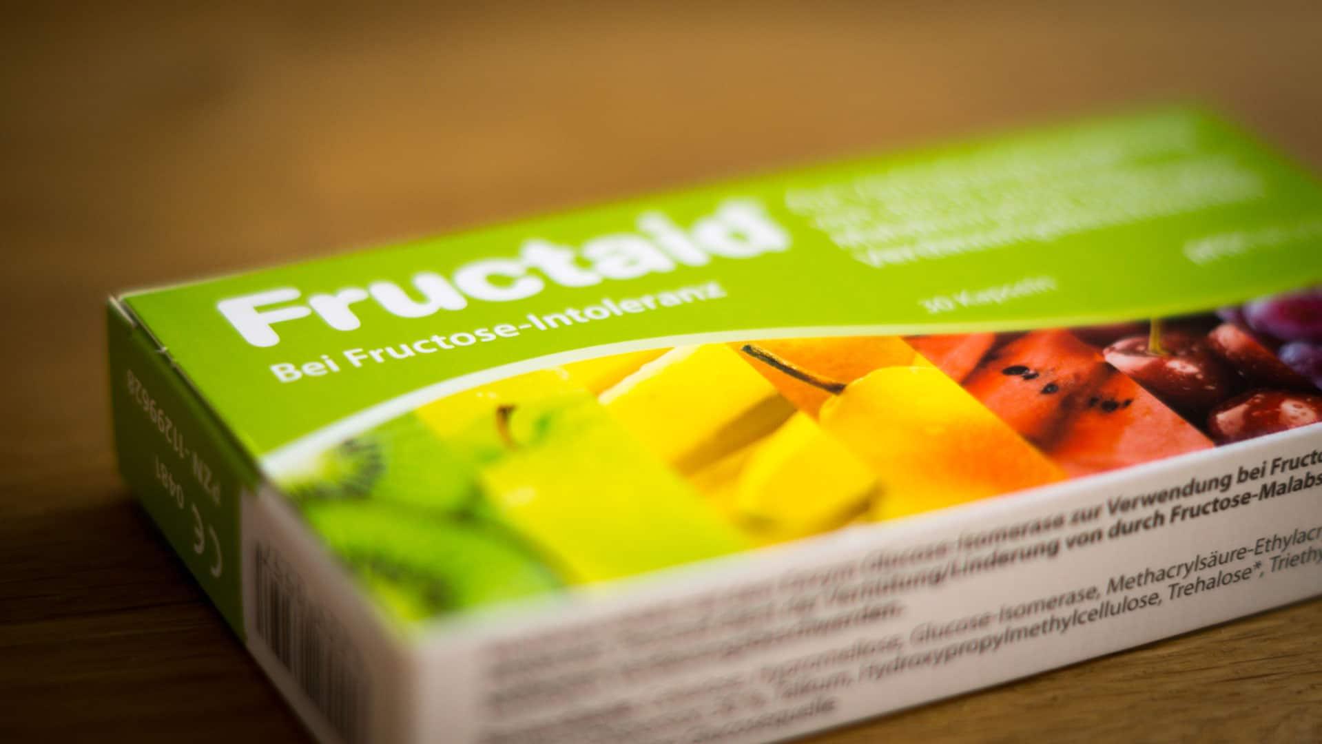 Neu auf dem Markt in Deutschland und Österreich: Fructaid